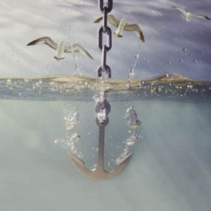 Dropping the Anchor
